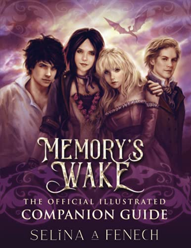 9780994355423: Memory's Wake - The Official Illustrated Companion Guide (Memory's Wake Trilogy) (Volume 5)
