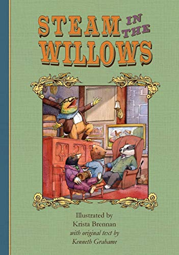 9780994420121: Steam in the Willows: Premium Colour Edition