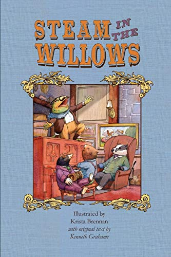 9780994420145: Steam in the Willows: Standard Colour Edition