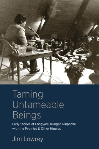 9780994793201: Taming Untameable Beings: Early Stories of Chogyam Trungpa Rinpoche with the Pygmies and Other Hippies
