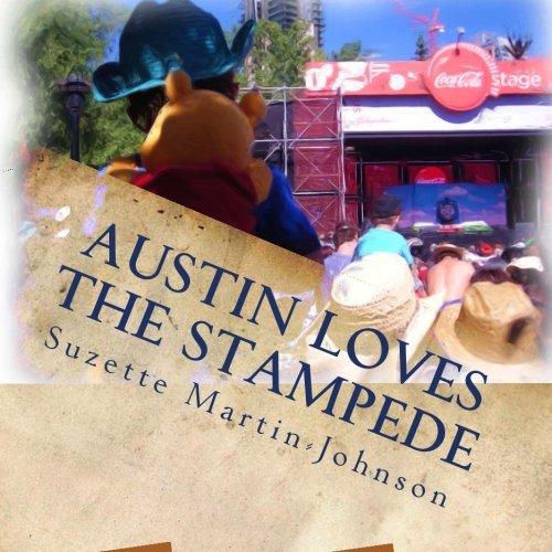 9780994827302: Austin Loves the Stampede