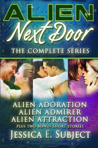 9780994843180: Alien Next Door: The Complete Series (Volume 4)