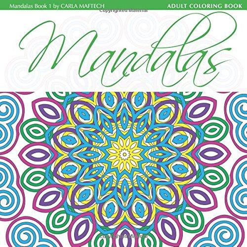 9780994862921: Mandalas: Book 1: Adult Coloring Book (Volume 1)