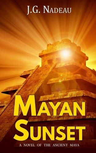 9780994884701: Mayan Sunset