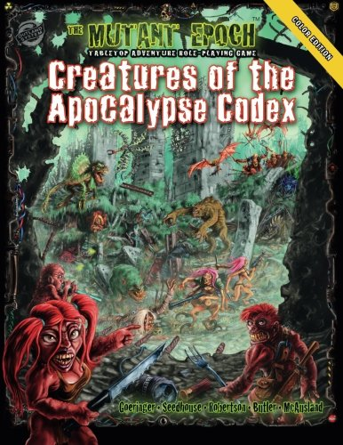 9780994923738: Creatures of the Apocalypse: Color Edition