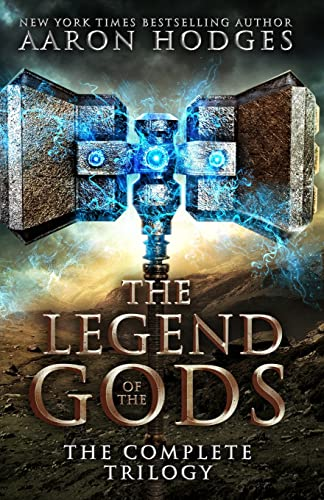 9780995111455: The Legend of the Gods