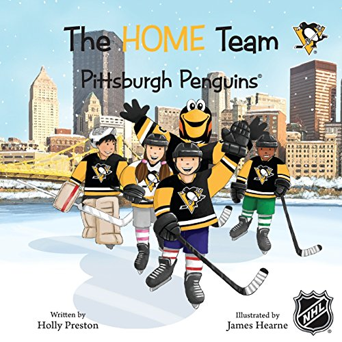 9780995199057: Home Team Pittsburgh Penguins