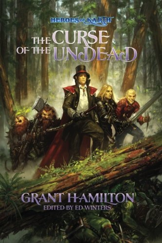 Heroes of Karth: The Curse of the Undead: Grant Hamilton