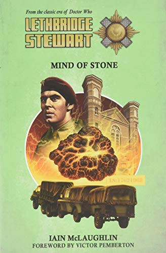 Lethbridge-Stewart: Mind of Stone: Iain McLaughlin