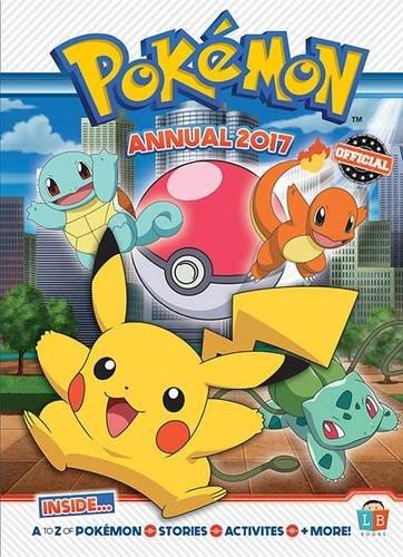 9780995495074: Pokemon Official Annual 2017 (2017 Annuals)
