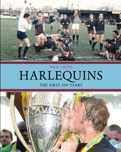 9780995545601: Harlequins: The First 150 Years