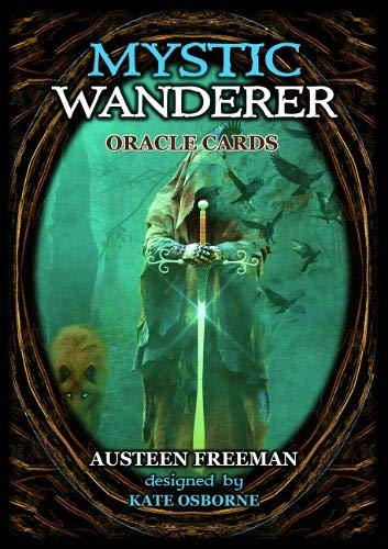 9780995551671: Mystic Wanderer Oracle Cards: 48 full colour cards and 110pp guidebook
