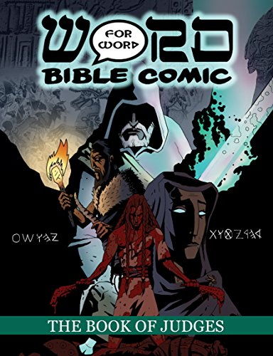 9780995603509: The Book of Judges: Word for Word Bible Comic (The Word for Word Bible Comic)