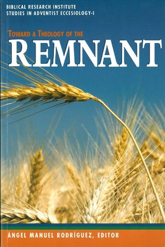 9780995675193: Toward a Theology of the REMNANT (Biblical Research Studies)