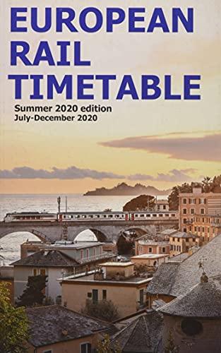 9780995799875: European Rail Timetable: Summer 2020