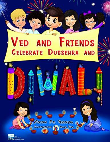 Ved And Friends Celebrate Dussehra And Diwali: Diksha Pal Narayan