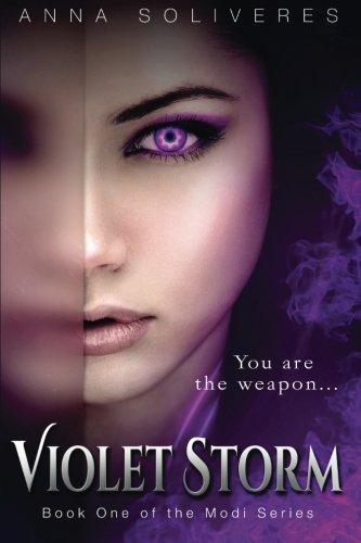 9780996014908: Violet Storm (Modi Series) (Volume 1)