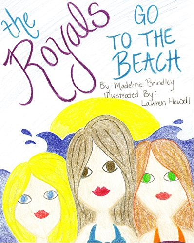 The Royals Go to the Beach: Madeline Brindley