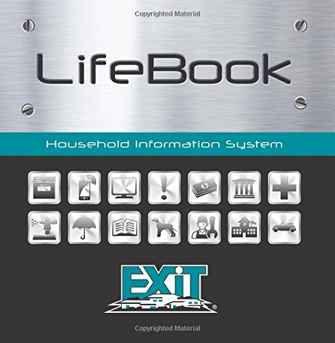 9780996053723: LifeBook EXIT Edition: Household Information System