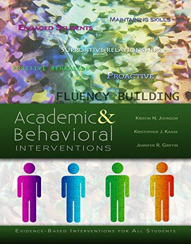 9780996054201: Academic & Behavioral Interventions