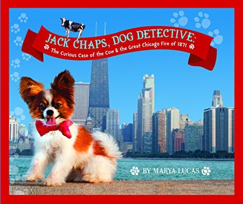 Jack Chaps, Dog Detective: The Curious Case: Marya Lucas