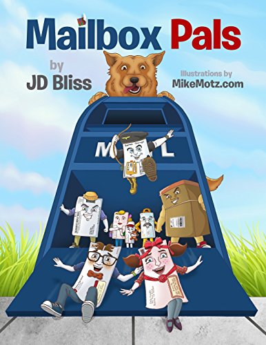 Mailbox Pals: Bliss, JD