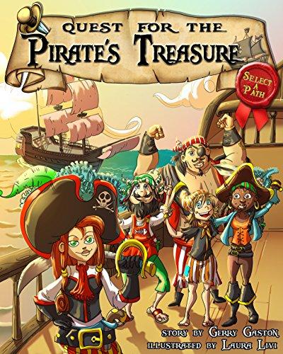 9780996081238: Quest for the Pirate's Treasure