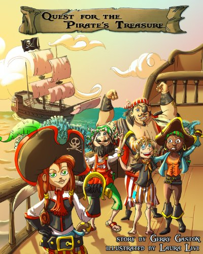 9780996081269: Quest for the Pirate's Treasure