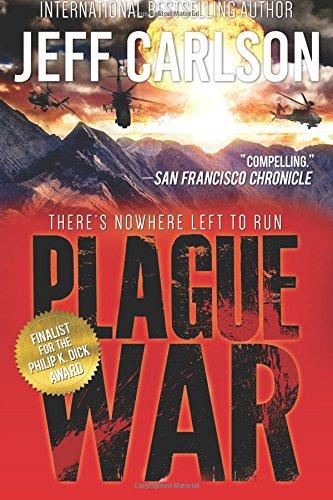 Plague War: Carlson, Jeff