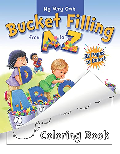 9780996099905: My Very Own Bucket Filling from A to Z Coloring Book