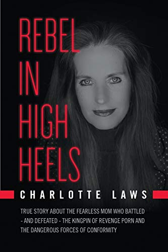 9780996133517: Rebel in High Heels: True story about the fearless mom who battled-and defeated-the kingpin of revenge porn and the dangerous forces of conformity