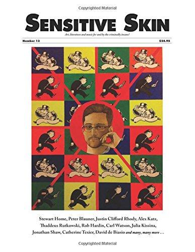 Sensitive Skin #13: Art & Literature for: B. Kold; Bernard