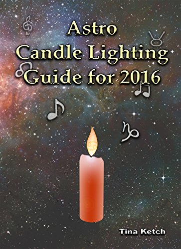 9780996185424: Astro Candle Lighting Guide for 2016
