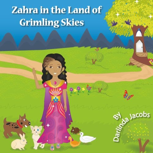 9780996195904: Zahra in the Land of Grimling Skies