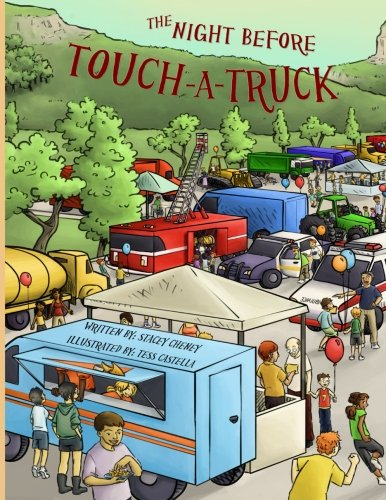 9780996221016: The Night Before Touch-A-Truck