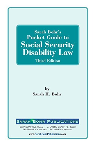 9780996223430: Pocket Guide to Key Social Security Disability Law