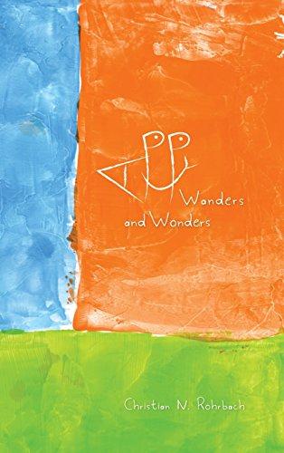 9780996258111: HAPPY Wanders and Wonders