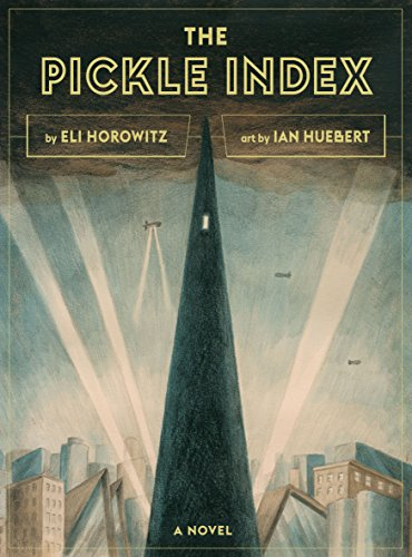 The Pickle Index (BRAND NEW UNREAD COPY)--2 VOLUMES IN SLIPCASE---SIGNED BY AUTHOR--FIRST PRINTING