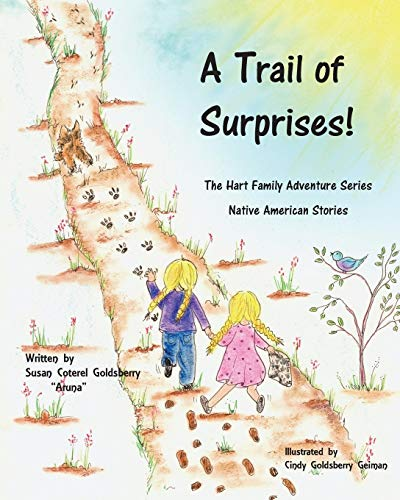 9780996270816: A Trail of Surprises! (The Hart Family Adventure Series)
