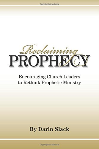 9780996271622: Reclaiming Prophecy
