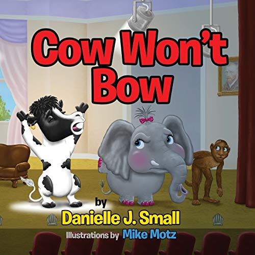 9780996282802: Cow Won't Bow