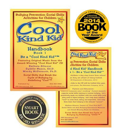 "9780996308700: Cool Kind Kid Handbook, Book 1— Be a ""Cool Kind Kid™"""