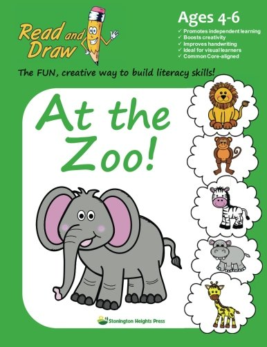Read and Draw: At the Zoo!
