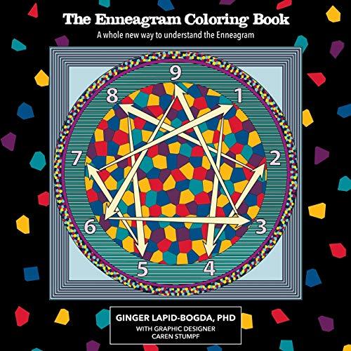 The Enneagram Coloring Book: Lapid-Bogda PhD, Ginger