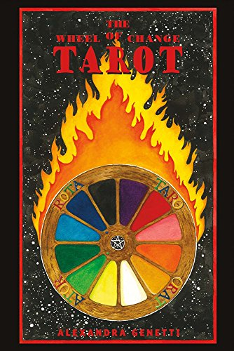 The Wheel of Change Tarot: Alexandra Genetti