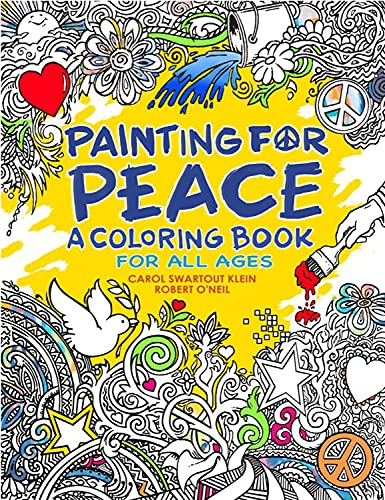 9780996390118: Painting for Peace - A Coloring Book For All Ages