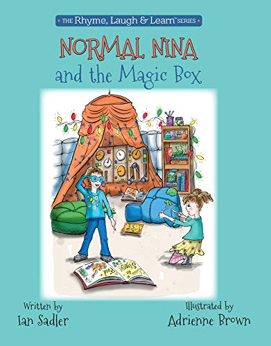 9780996415705: Normal Nina and the Magic Box (The Rhyme Laugh & Learn Series)