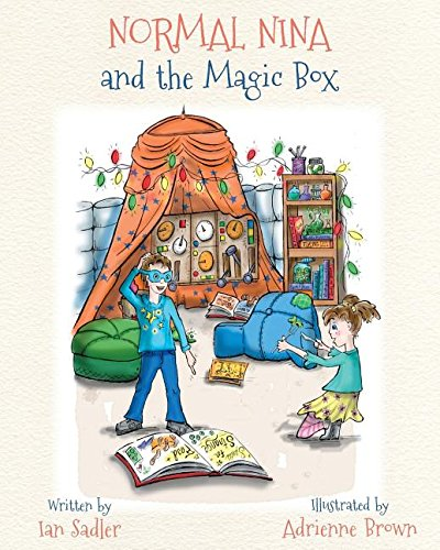 9780996415743: Normal Nina and the Magic Box