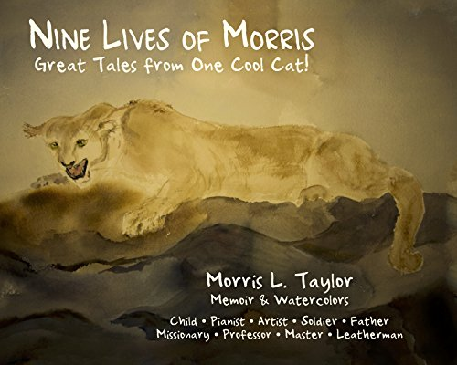9780996439077: Nine Lives of Morris: Great Tales from One Cool Cat