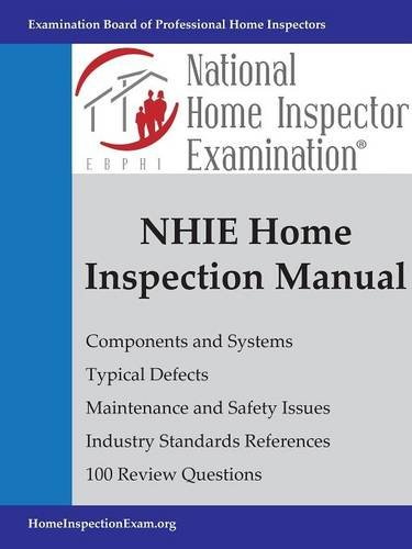 John Curtin Home Inspector Manual Guide